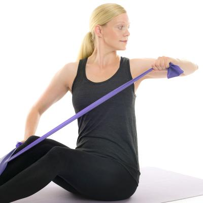 single shoulder row band
