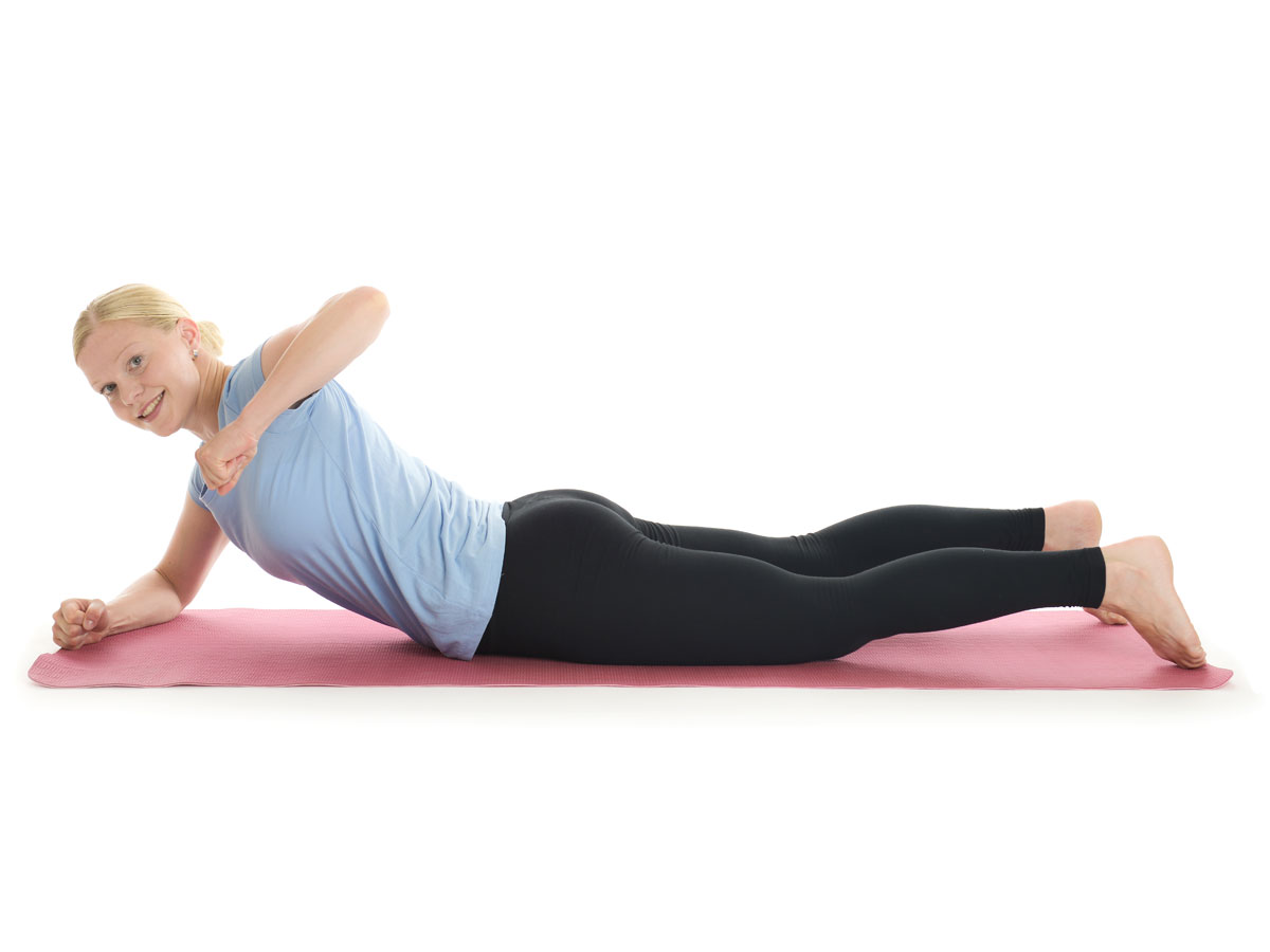back extension rotation