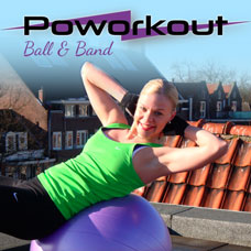logo Poworkout Ball & Band