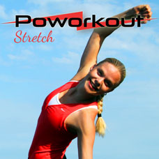 logo Poworkout Stretch